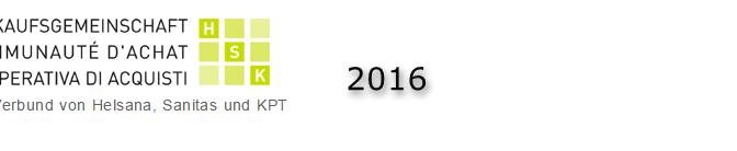 HSK Tarif ab 7.3.2016