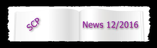 Dezember 2016 NEWS