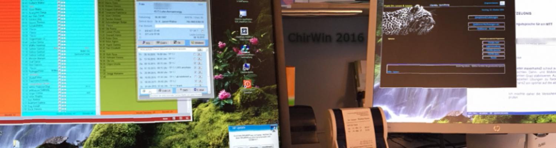 ChirWin & PhysWin